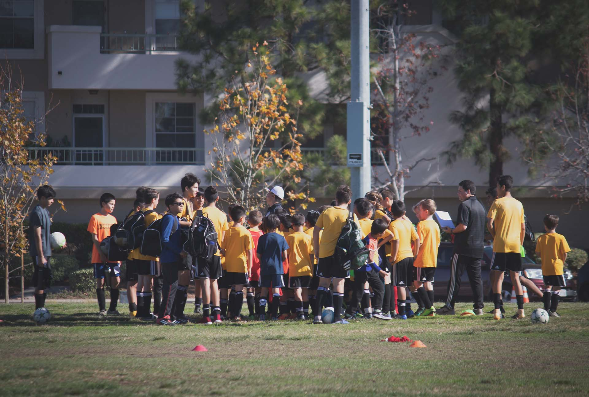 Competitive Youth Soccer Tryouts